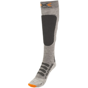 X-Socks Ski Silk Merino - Calcetines Hombre - gris